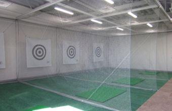 室内練習場用ネット
