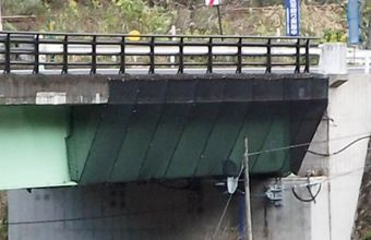 天ケ瀬町橋梁