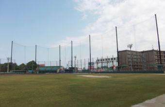 福岡工業大学付属城東高校野球場